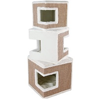 Trixie Modular 3-Story Cat Tower Summary