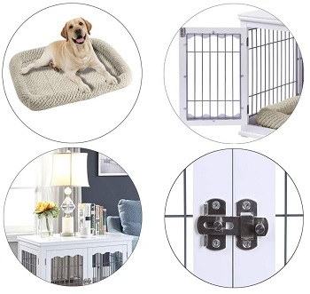 Unipaws Pet Crate End Table Review