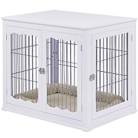 Unipaws Pet Crate End Table Summary