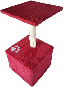 Vedem Plush Red Cat Tree Review