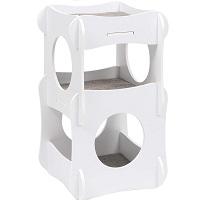 Vesper White Cat Condo Tower Summary