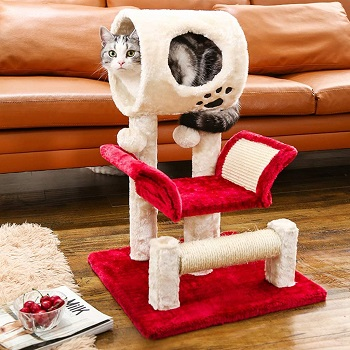 WYJW Scratching Tower For Climbing Review