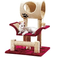 WYJW Scratching Tower For Climbing Summary