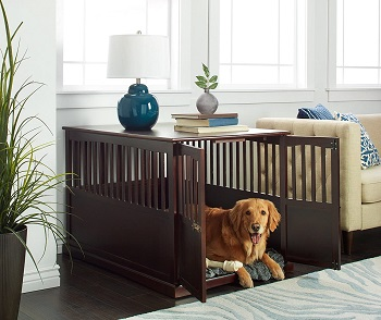 Wooden Furniture XL Pet Crate