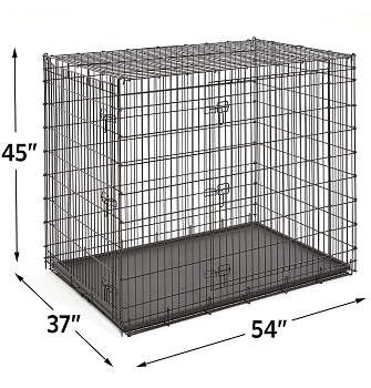 XXL Giant Dog Crate Review