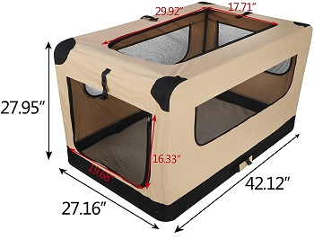 42Inch Dog Crate Review