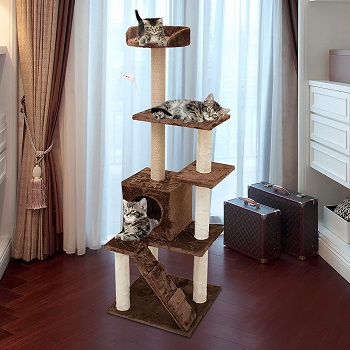 67i Narrow Cat Tower Review