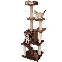 67i Narrow Cat Tower Summary