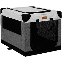Akinerri Folding Soft Dog Crate Summary