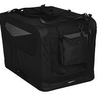 Amazon Basics Portable Soft Dog Crate Summary