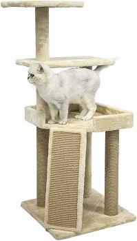 AmazonBasics Cat Tree Medium Size