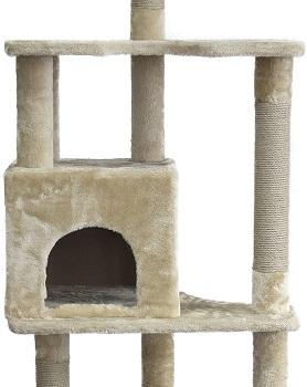 AmazonBasics Extra Large Cat Tree Review