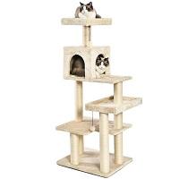 AmazonBasics Multi-Level Cat Tree Summary