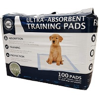 American Kennel Club Puppy Pads Summary