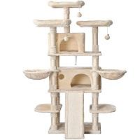 Amolife Multi-Level XL Cat Tree Summary