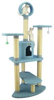 Armarkat Blue Cat Tower Review