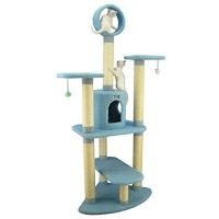 Armarkat Blue Cat Tower Summary