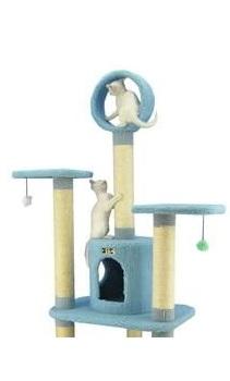 Armarkat Blue Cat Tower