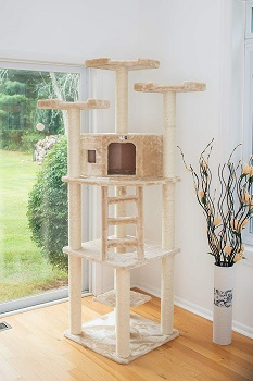 Armarkat Extra Large Perches Tower Review