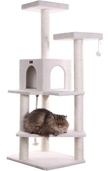 Armarkat Tall Sturdy Cat Trees Review