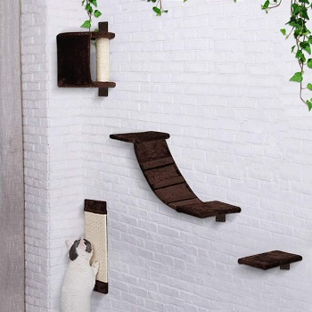 Aveen Cat Wall Lounging Set Review