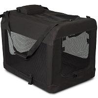 BIRDROCK HOME Soft Dog Crate Summary