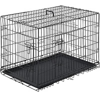 BEST FOLDING 42 INCH CRATE WITH DIVIDER Summary