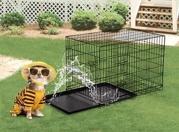 BestPet Dog Crate With Divide