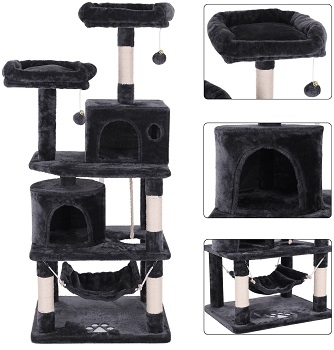 Bewishome Multi-Cat Tree Tower Review