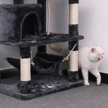 Bewishome Multi-Cat Tree Tower