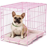 Carlson Pink Dog Crate Summary