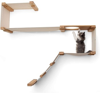 CatastrophiCreations Wall Cat Playland