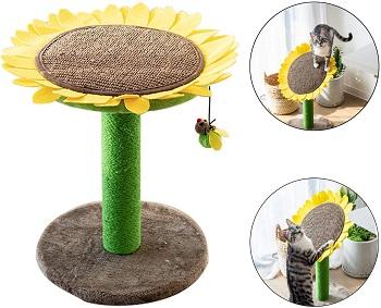 Catry Sunflower Cat Tree