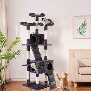 CoziWow Massive Cat Tower