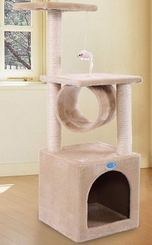 CoziWow Medium Size Cat Tower Review