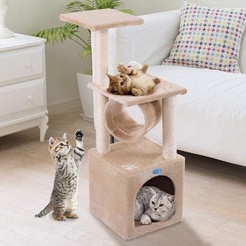CoziWow Medium Size Cat Tower