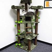 Cozy Cat Furniture Cat Tree House Summary