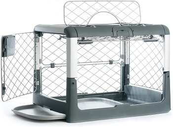 Diggs Revol Collapsible Dog Crate Review