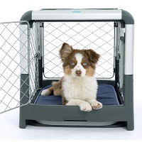 Diggs Revol Collapsible Dog Crate Summary