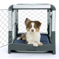 Diggs Revol Dog Crate For Puppies Summary