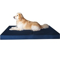 Dogbed4less Memory Foam Dog Bed Summary