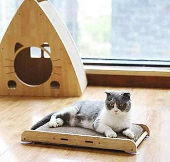 Dory Cat Scratcher