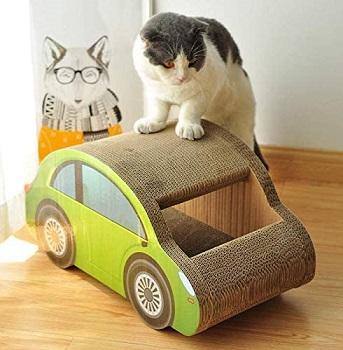 Eds-pets Car Shape Board review