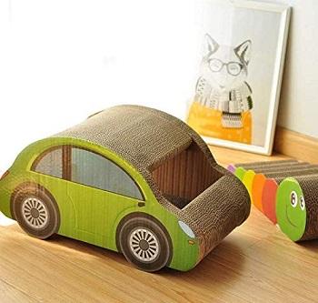 Eds-pets Car Shape Board