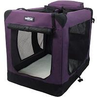 EliteField 3-Door Soft Dog Crate Summary