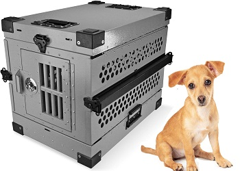 Extreme Consumer Products Folding Dog Crate