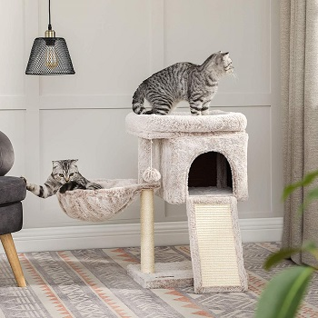 Feandrea Medium Cat Tower Review