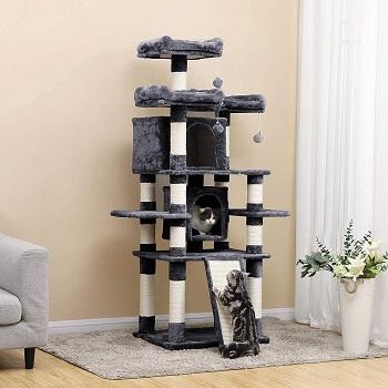 Feandrea Songmics Large Cat Tree