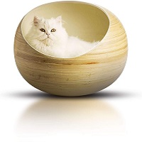 Fhasso Igloo Cat Cave Bed Summary