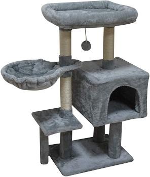 Fish&Nap Cat Condo Tree Review